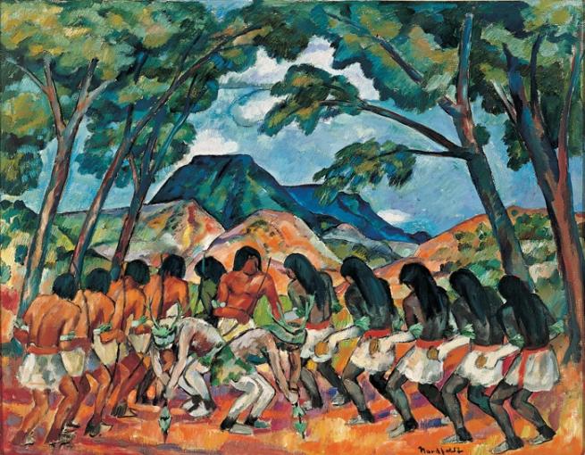 Nordfeld.Antelope Dance